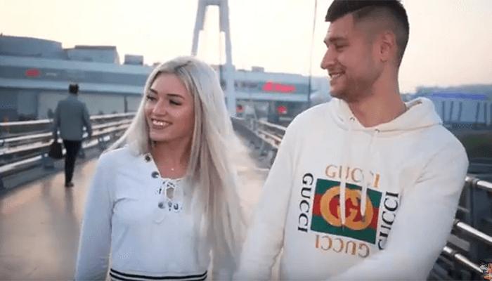 dava с с Анастасией Малышевой