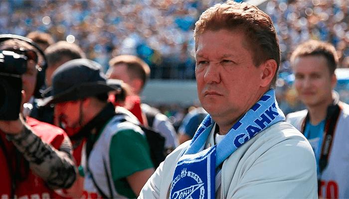 Алексей Миллер - биография главы Газпрома