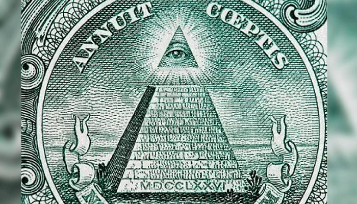 иллюминаты на долларе сша