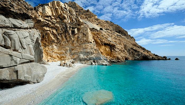 остров лезбос