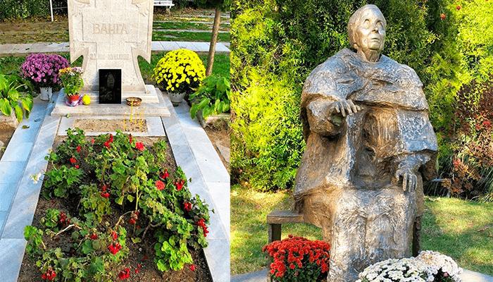 памятник-ванге
