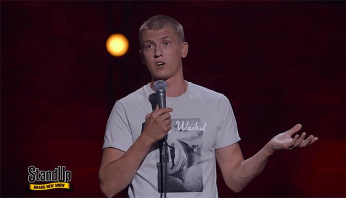 Щербаков Алексей - биография известного стендап комика