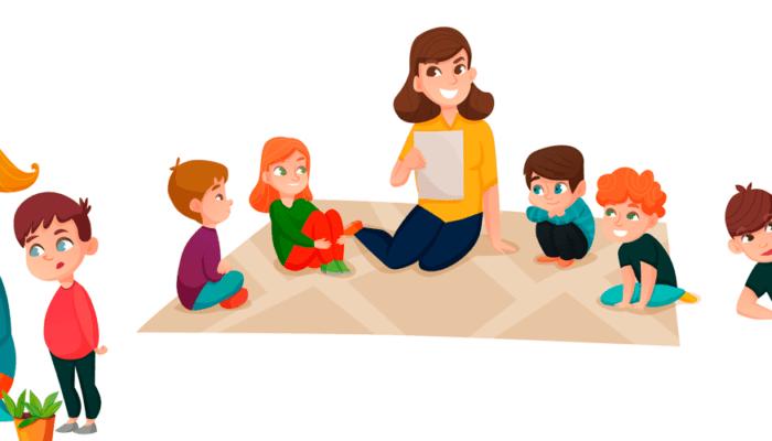 воспитатель детского сада - кто это такой
