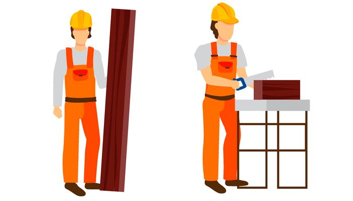 строитель-плотник